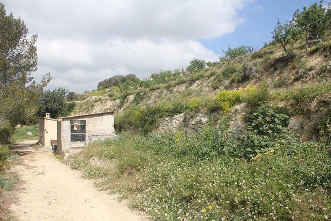 Plot in Benissa Centro Pueblo