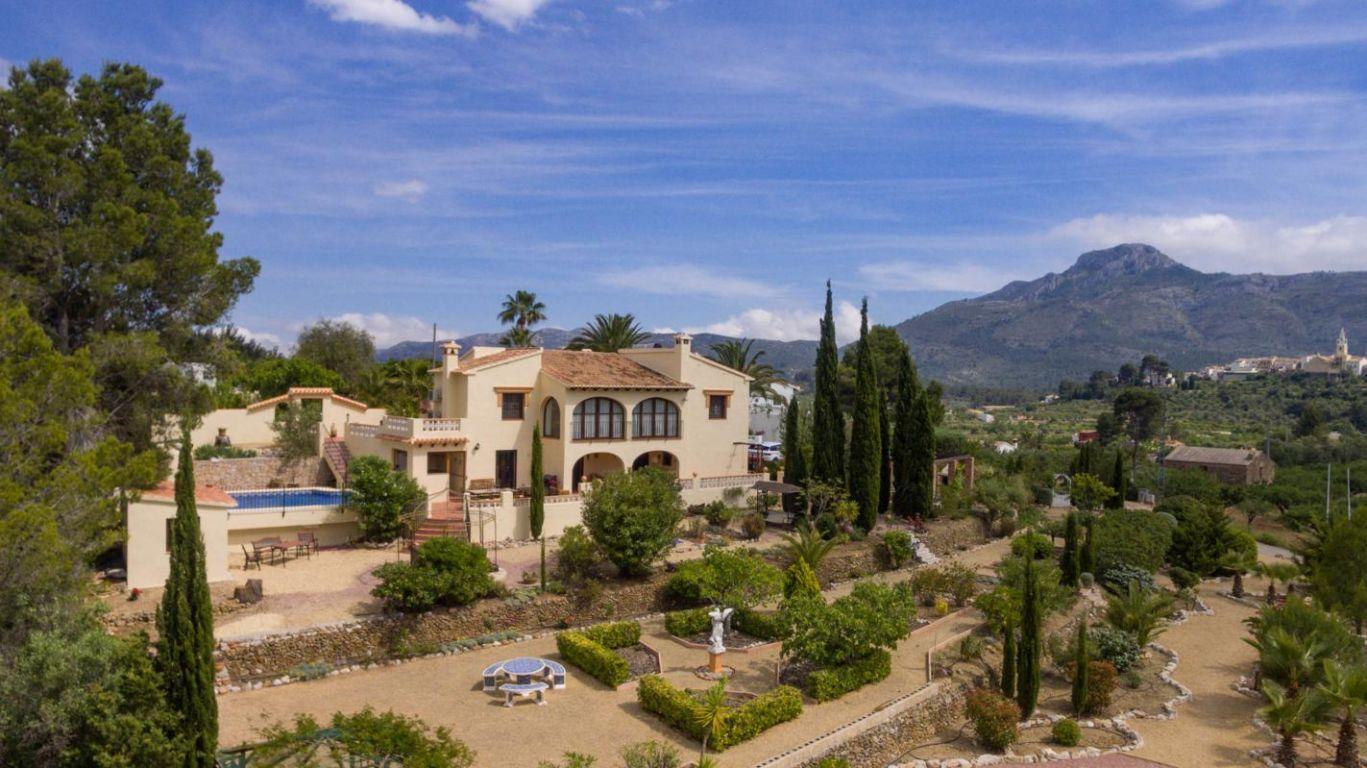 Villa in Parcent Campo