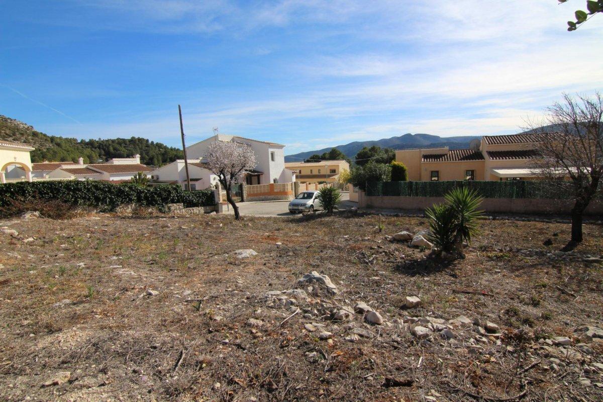 Plot in Alcalali LA ENCINA