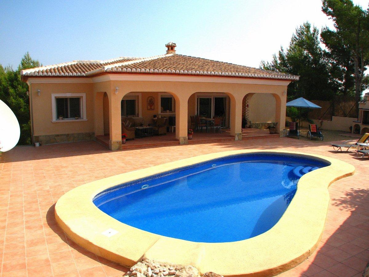 Villa in Moraira Moraira