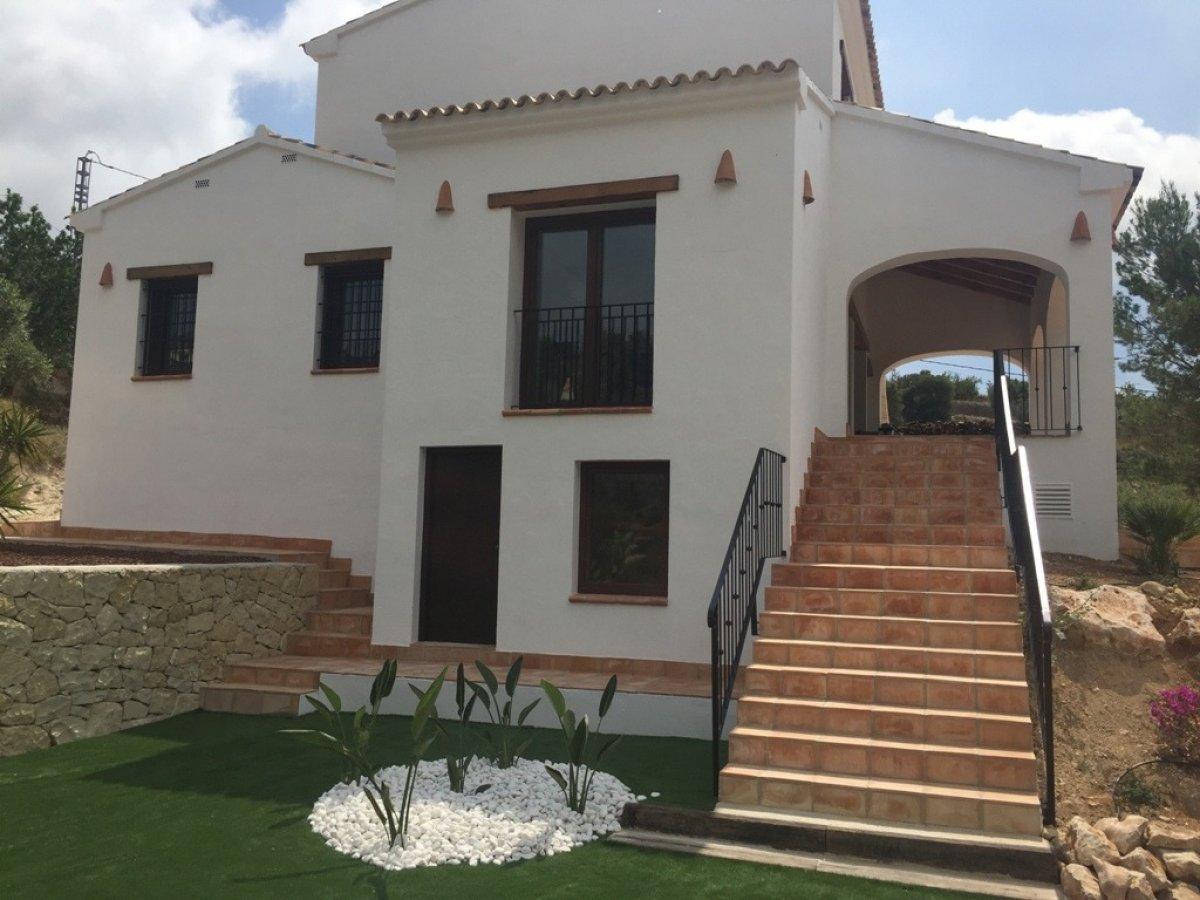 Country House in Benissa Benissa Costa