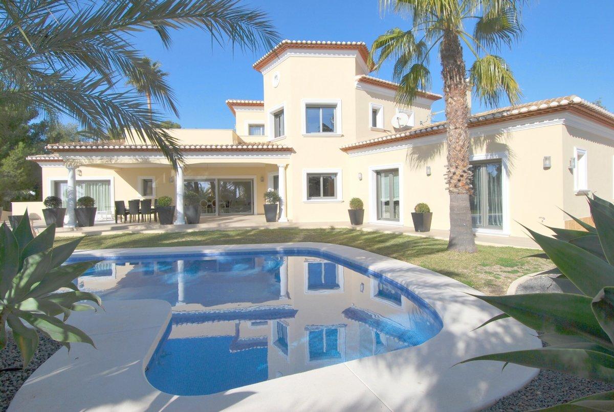 Villa in Benissa Benissa