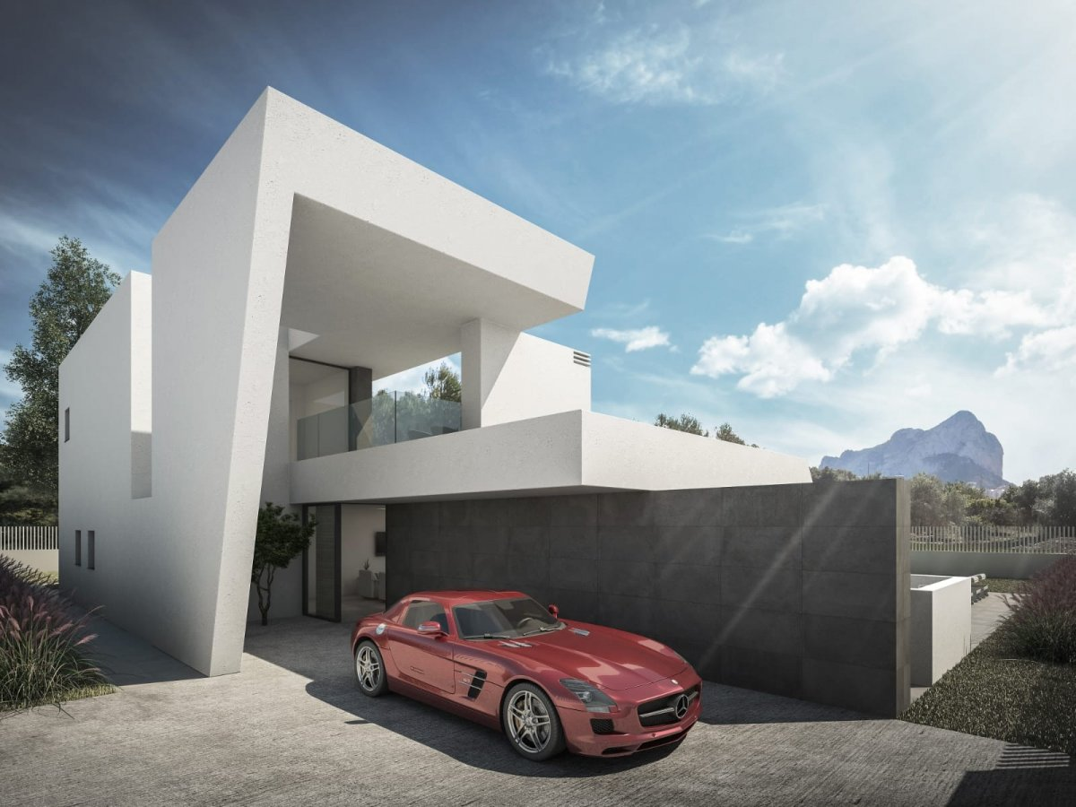 New Build in Calpe Buenavista