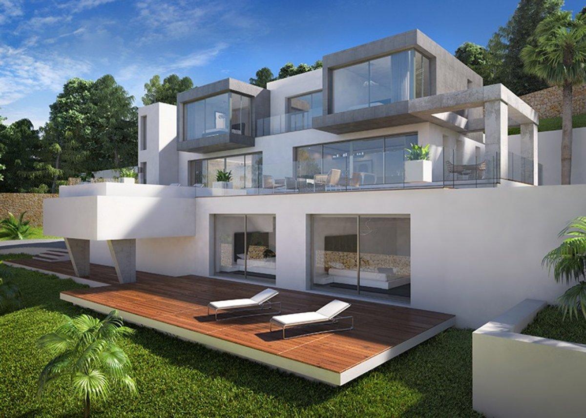 New Build in Calpe Empedrola