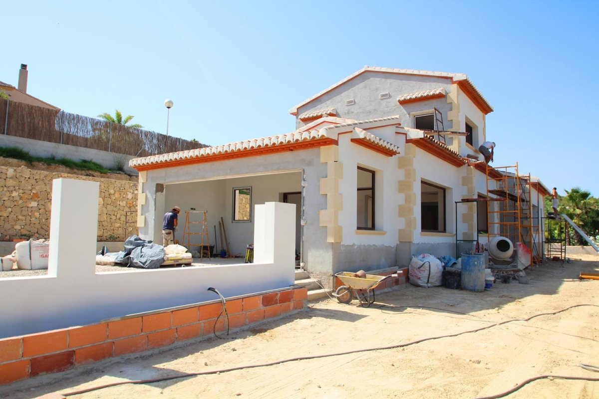 New Build in Jávea - Xàbia La Lluca