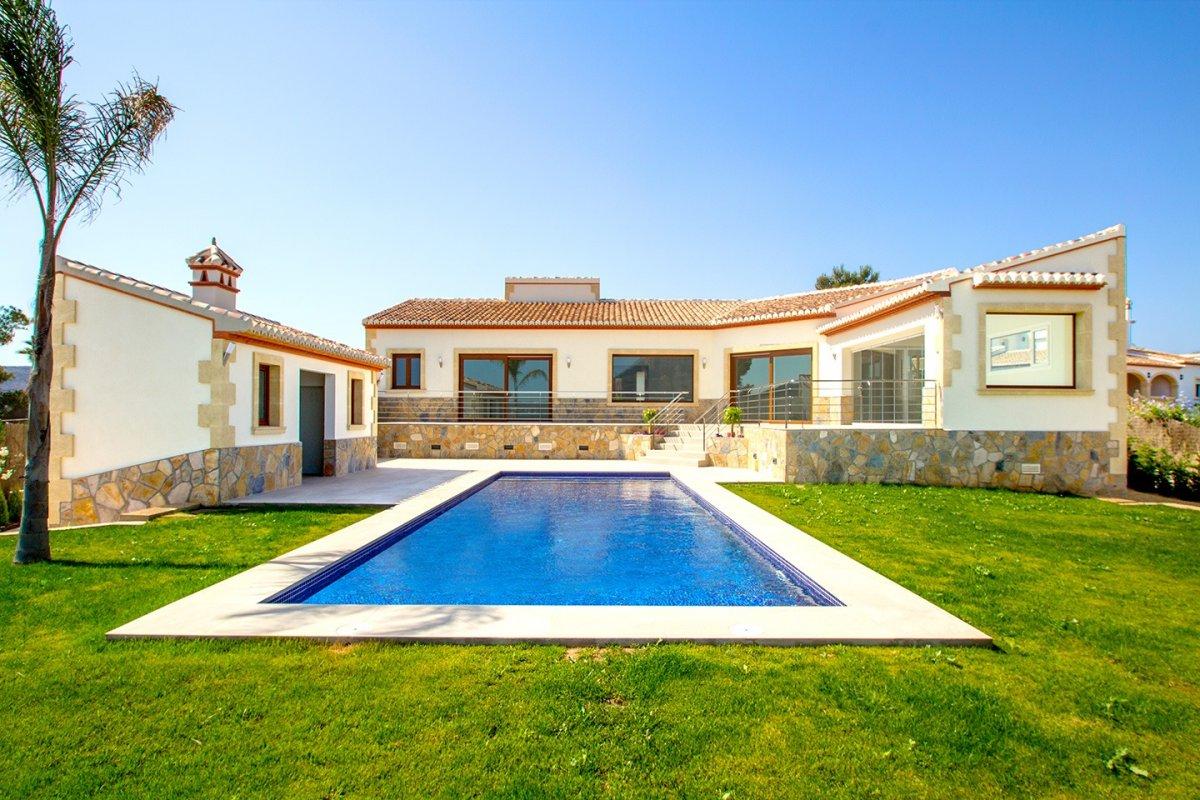 Villa in J�vea - X�bia La Lluca