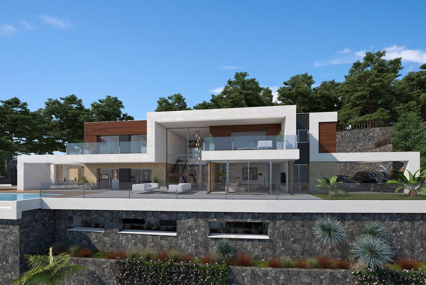 Villa in Calpe Colina del sol
