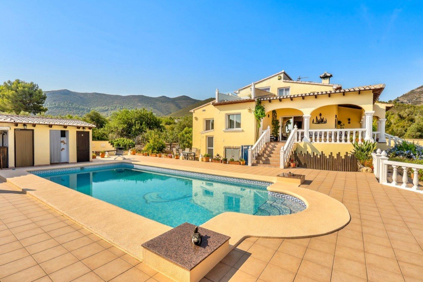Villa in Lliber Campo