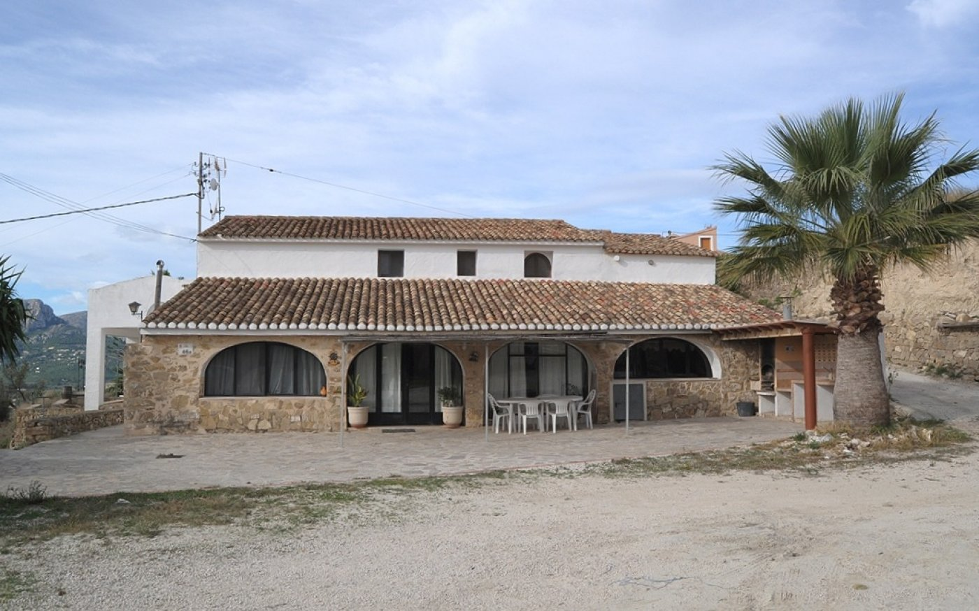 Country House in Benissa Quisi