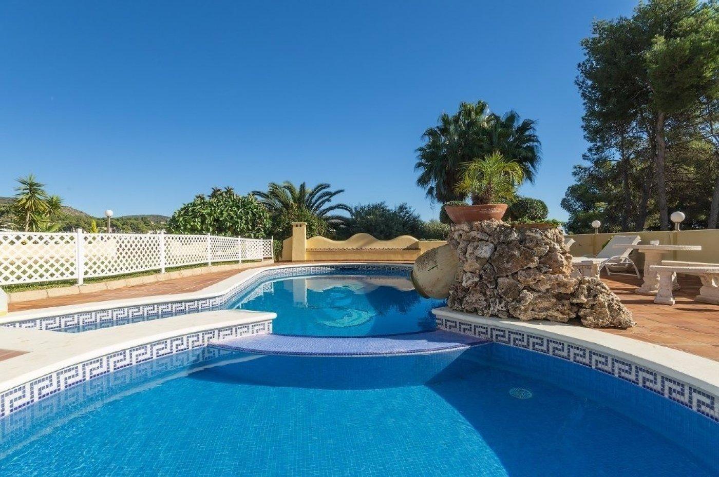 Villa in Moraira Pinar del abogat