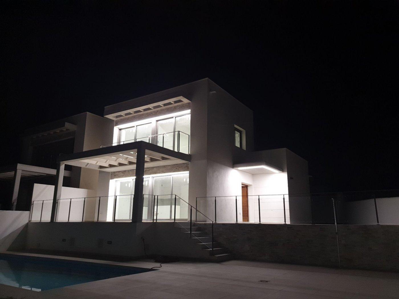 New Build in Moraira El estret