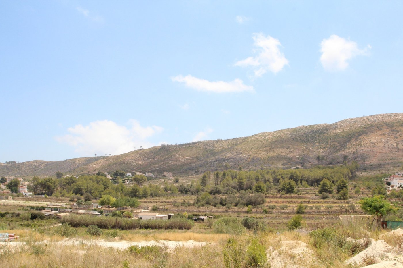 Plot in Jávea - Xàbia Las Laderas