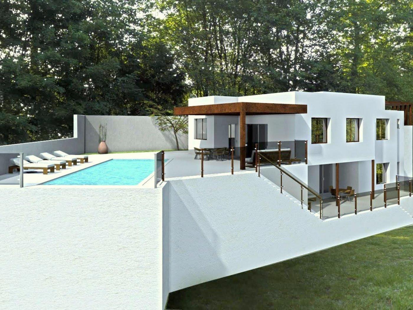 New Build in Benissa Buenavista
