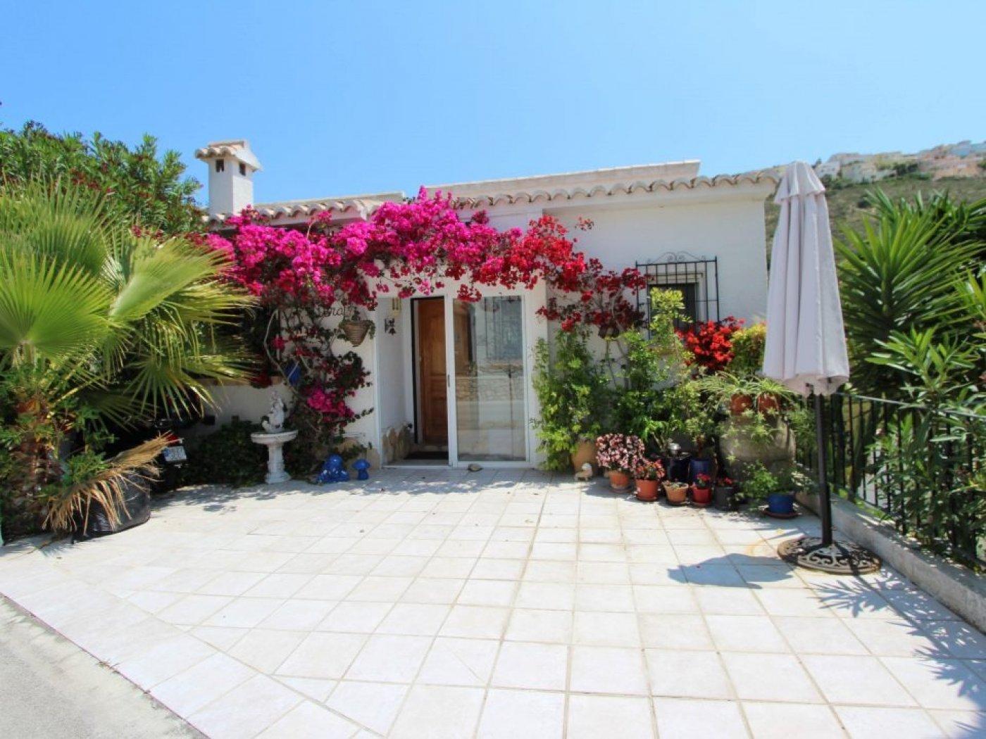 Villa in Moraira Golden valley