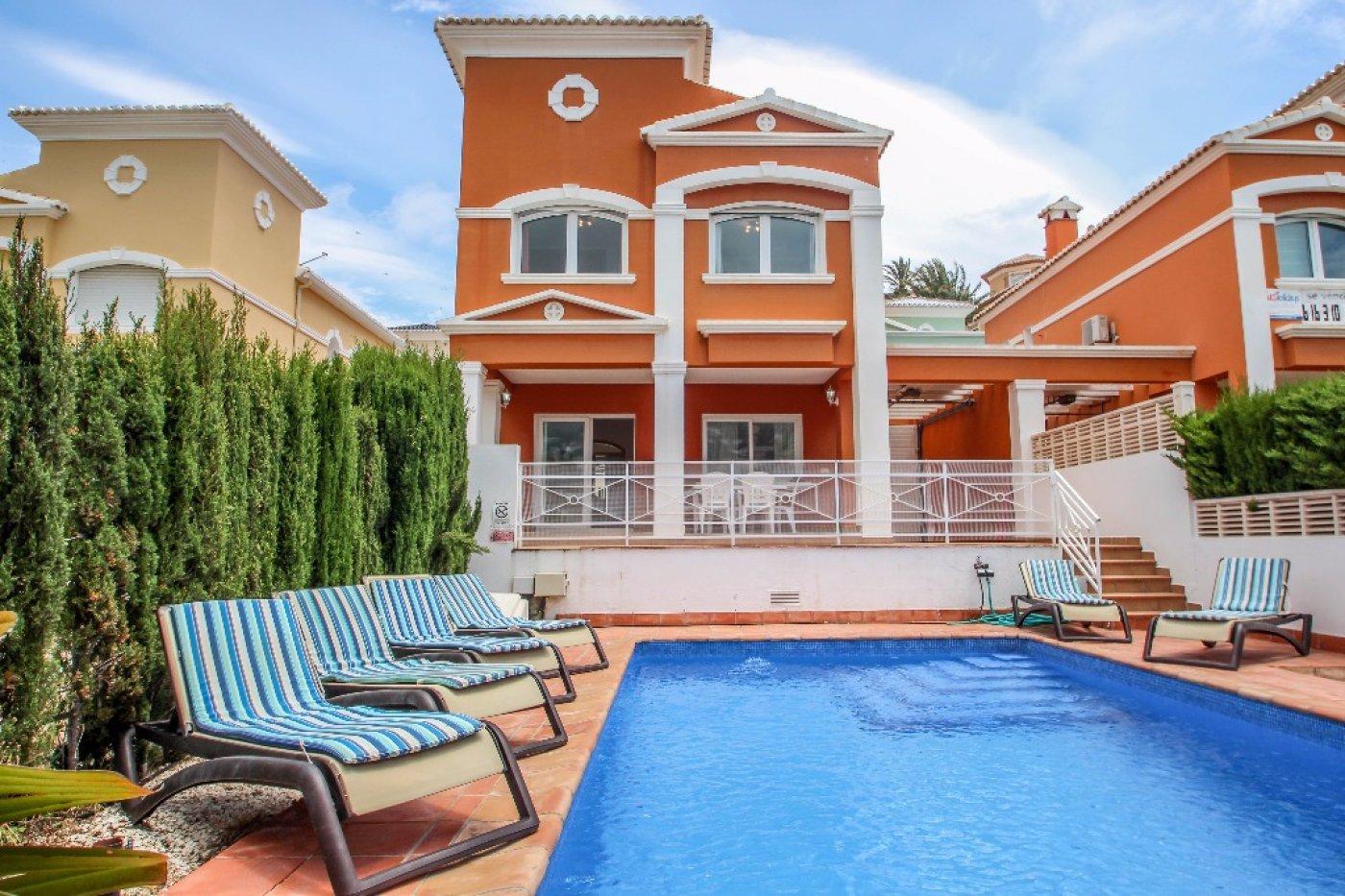 Villa in Calpe La Canuta