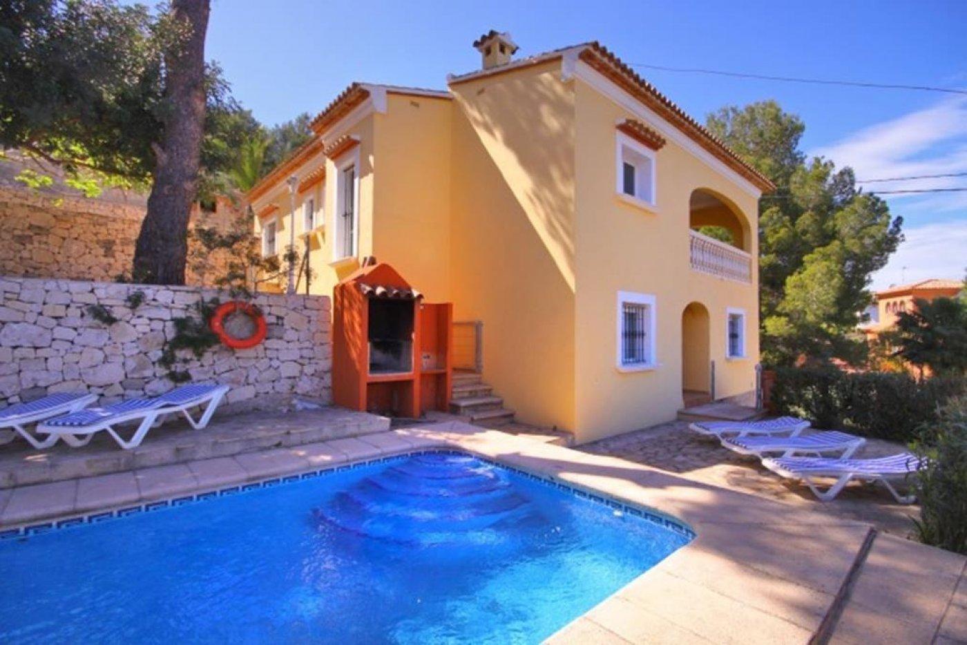 Villa in Jávea - Xàbia Adsubia