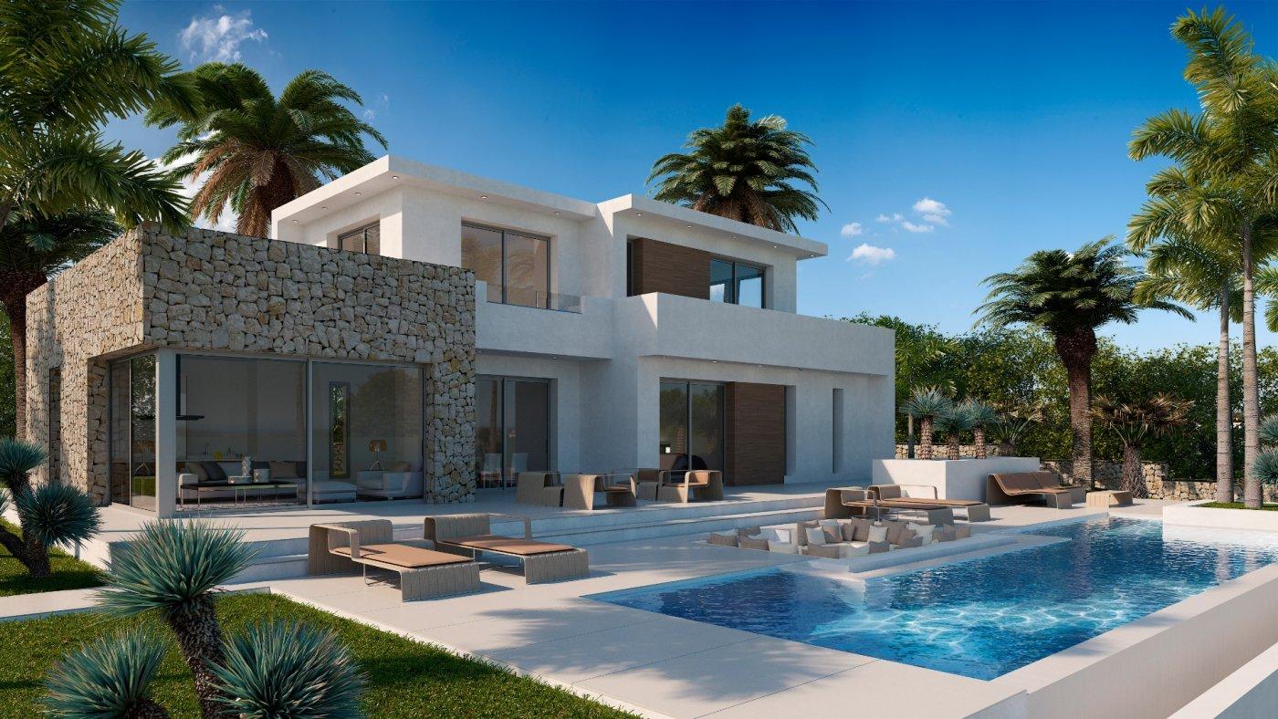 Jávea – nieuwbouw villa te koop