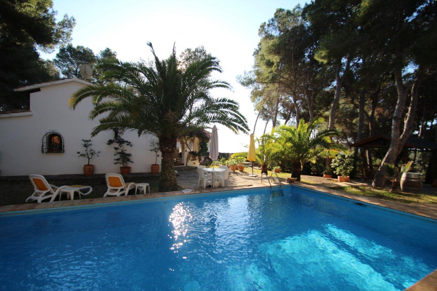Villa in Benissa Fanadix