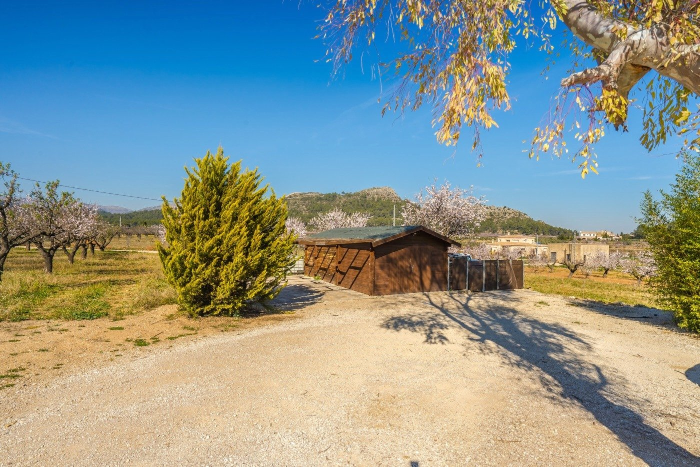 Country House in Murla Campo