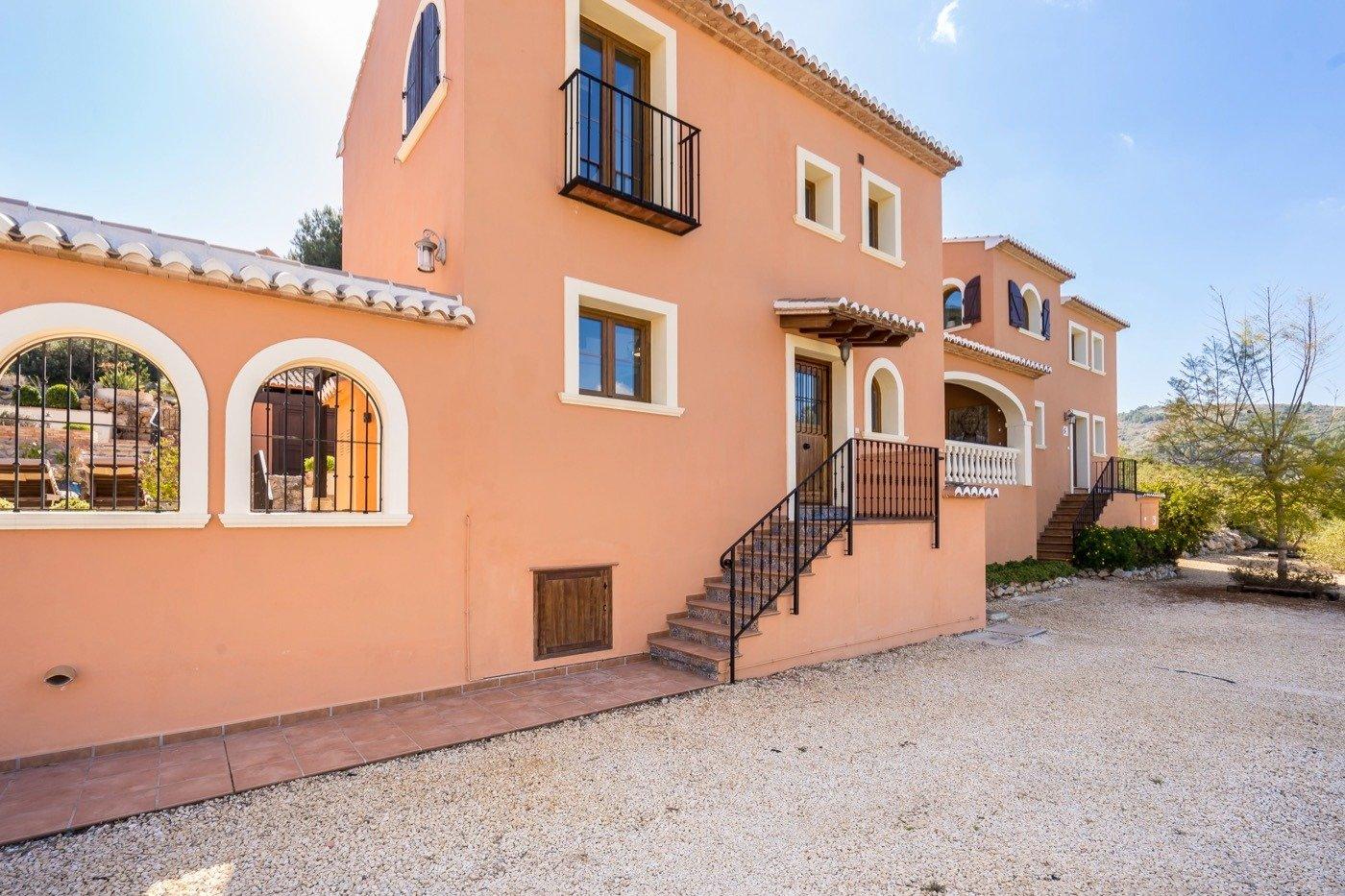 Villa in Lliber Camino xequera