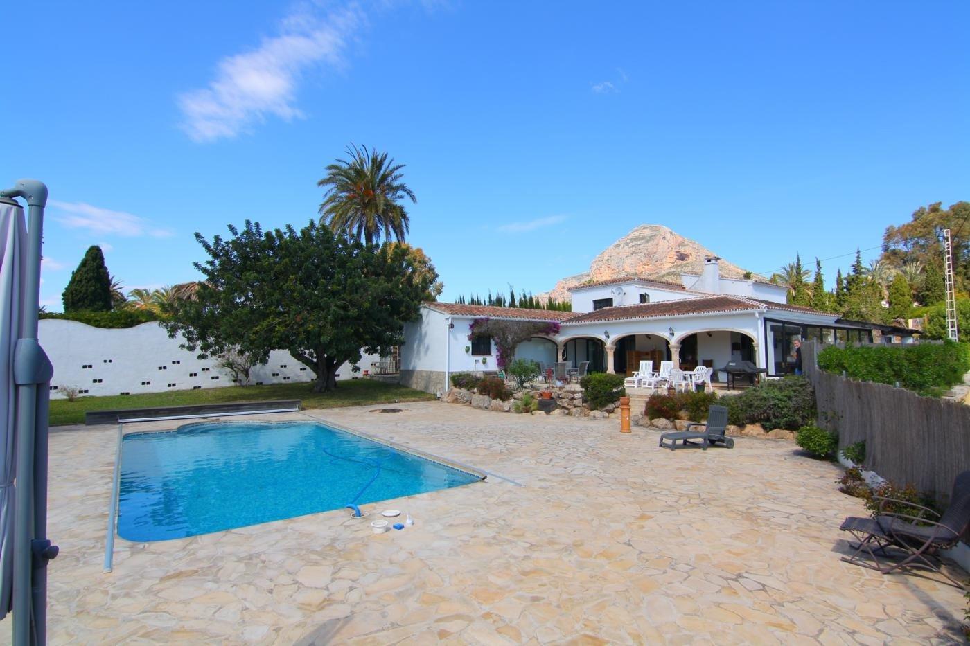 Villa in Jávea - Xàbia Montgo ? Castellans