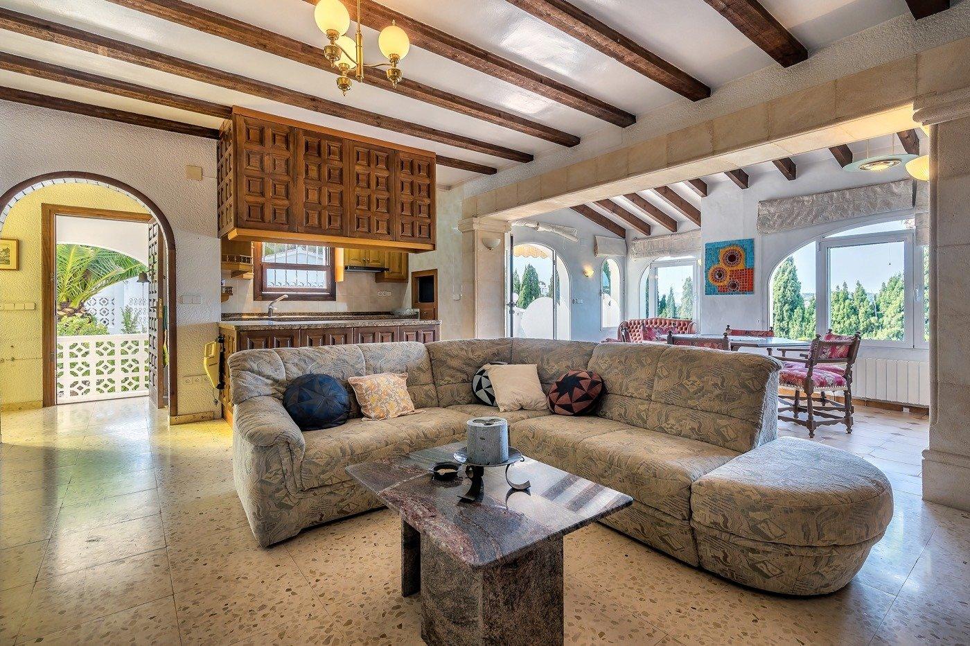 Venta. Villa en Moraira/Teulada
