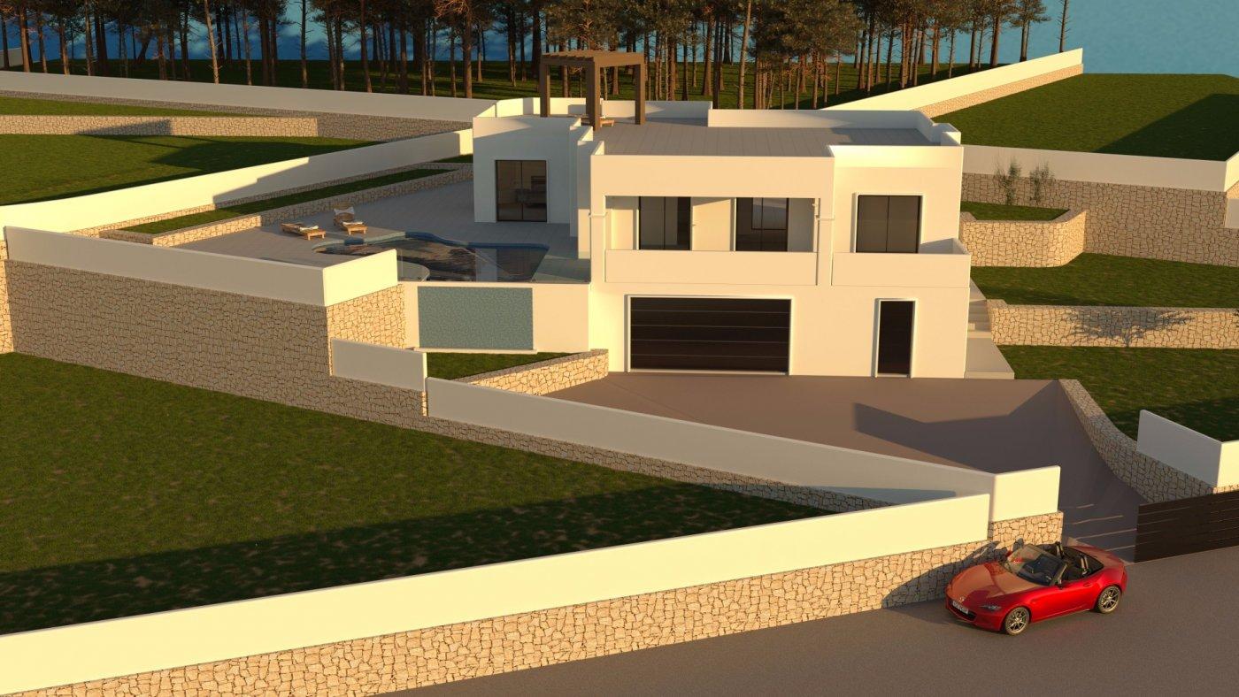 Villa in Moraira Cometa