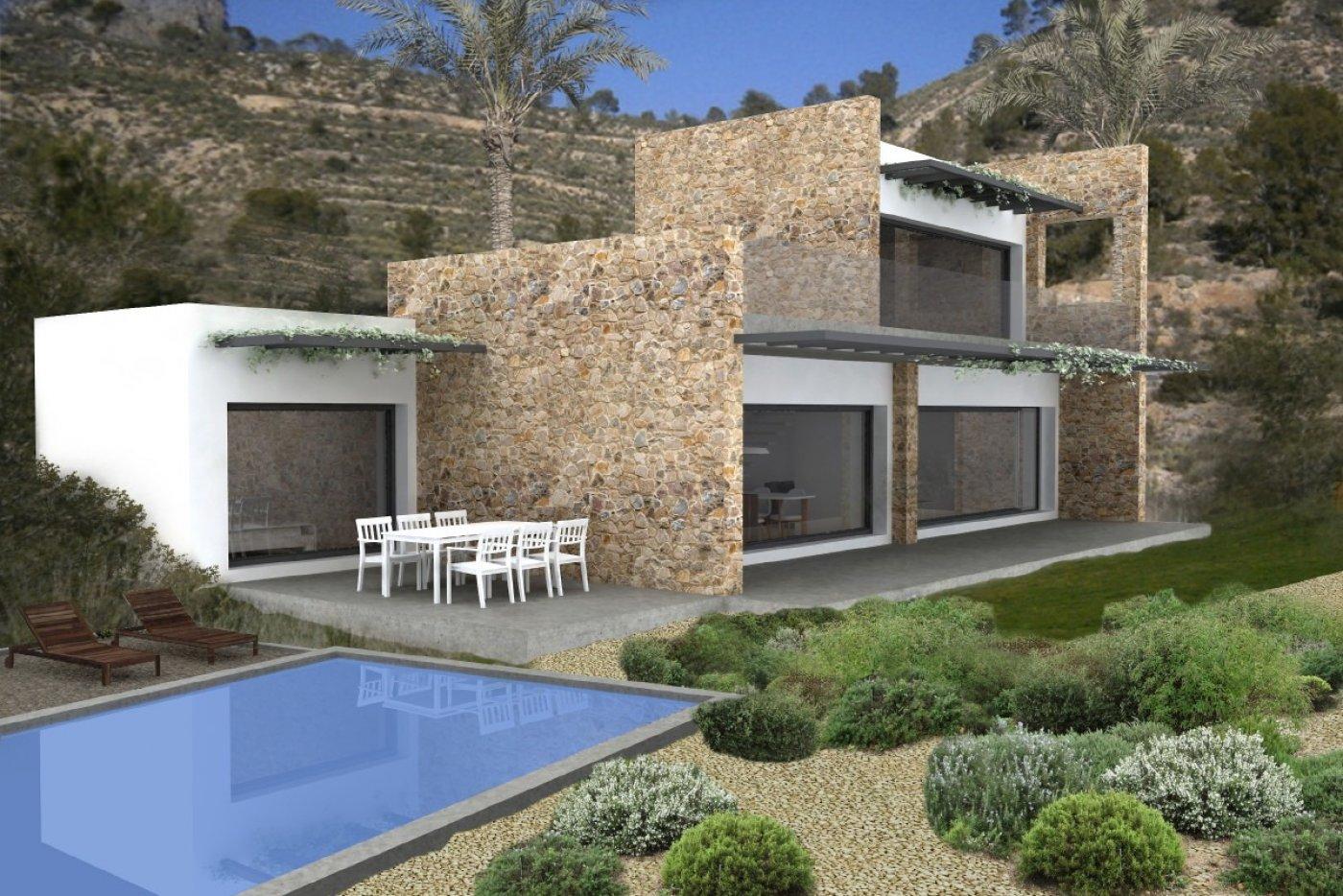 Country House in Finestrat La sima