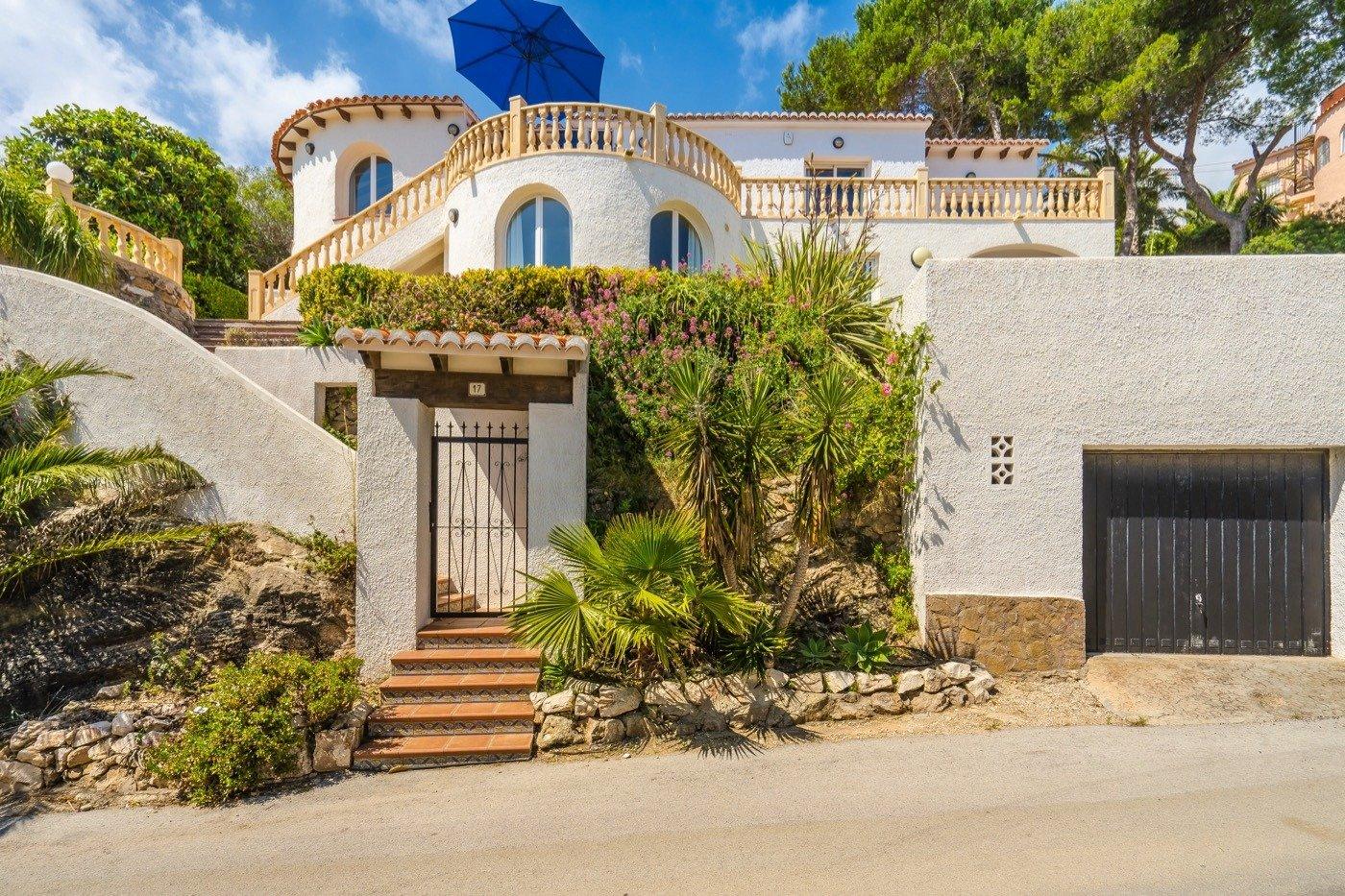 Villa in Jávea - Xàbia Balcon Al Mar