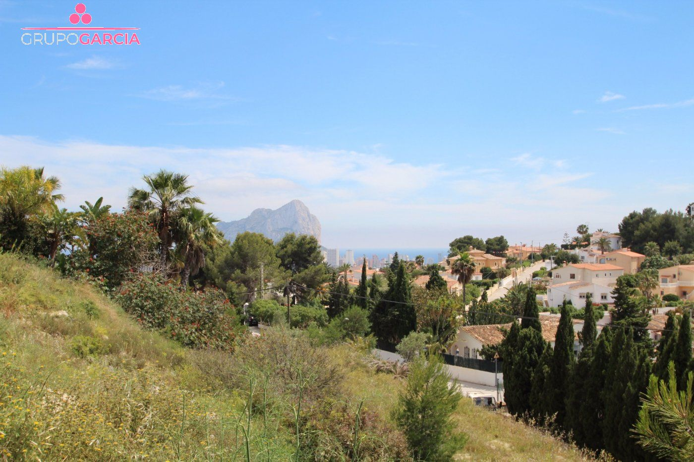 Plot in Calpe La cometa