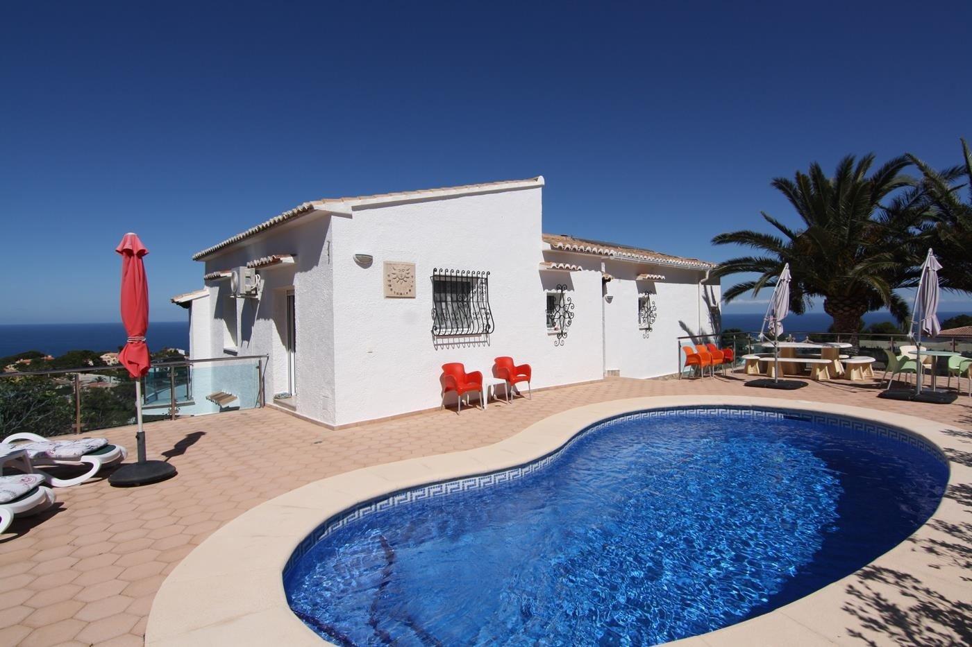 Villa in J�vea - X�bia Balcon Al Mar