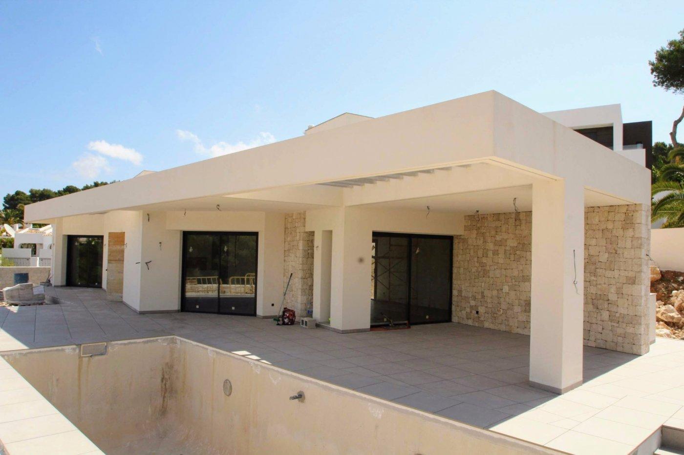 New Build in Moraira Paichi