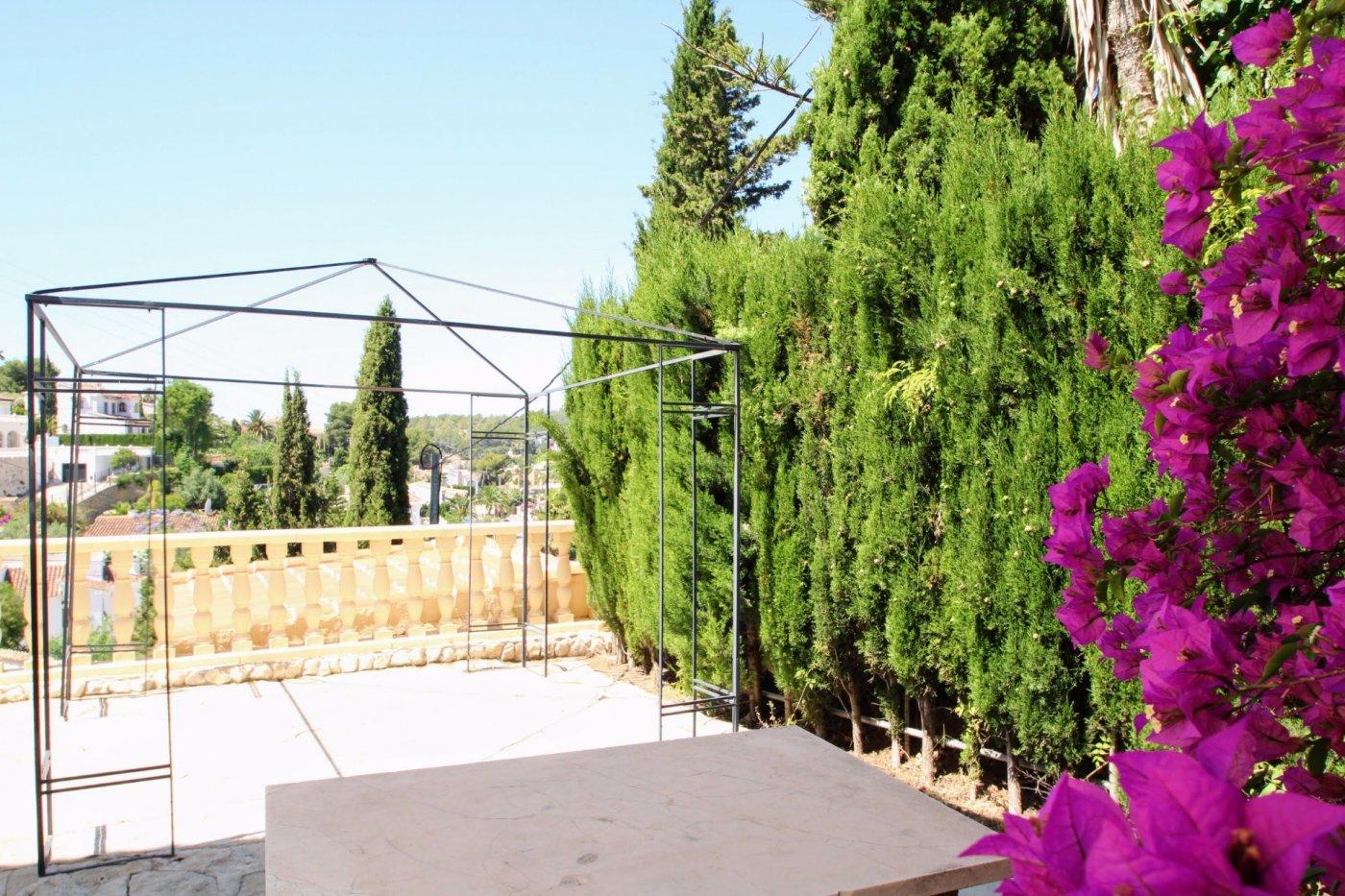 Villa in Benissa montemar