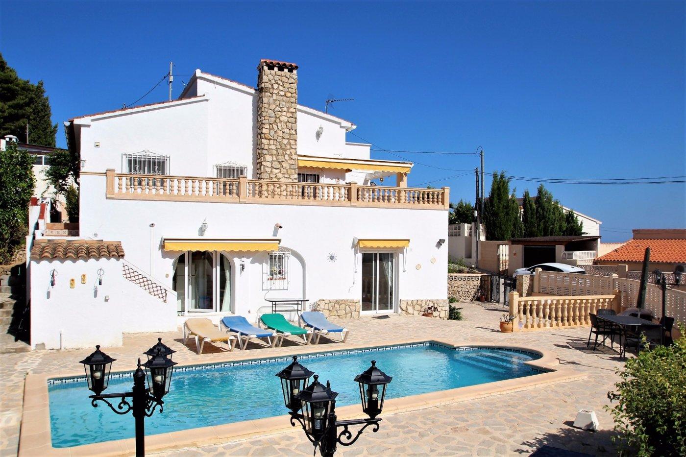 Villa in Benissa Urb. La Fustera