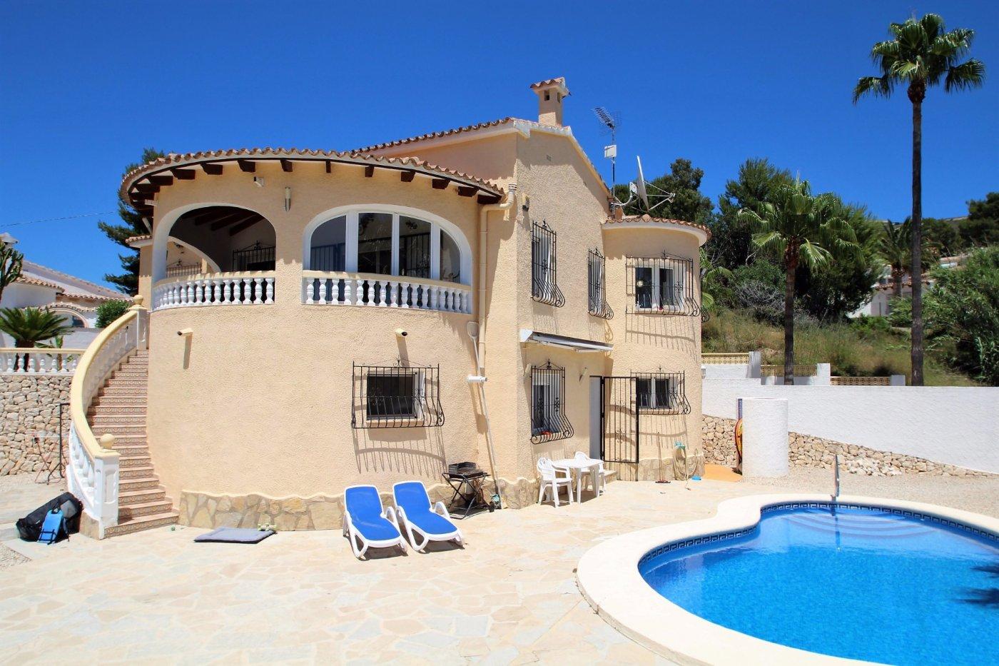 Villa in Moraira Alcasar