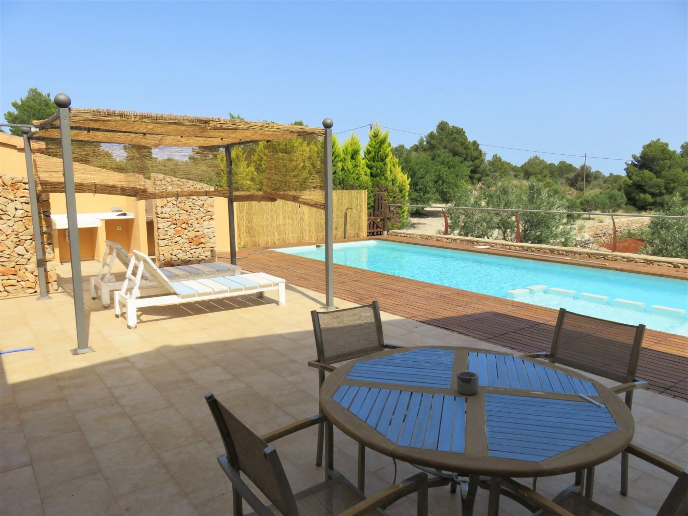 Country House in Benissa Carabou