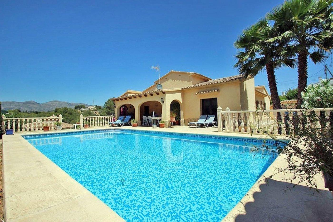 Villa in Calpe La cometa iii