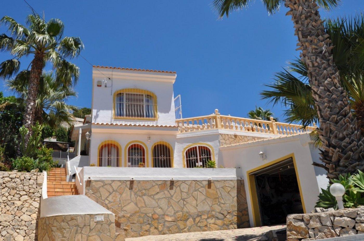 Villa in Moraira Paichi