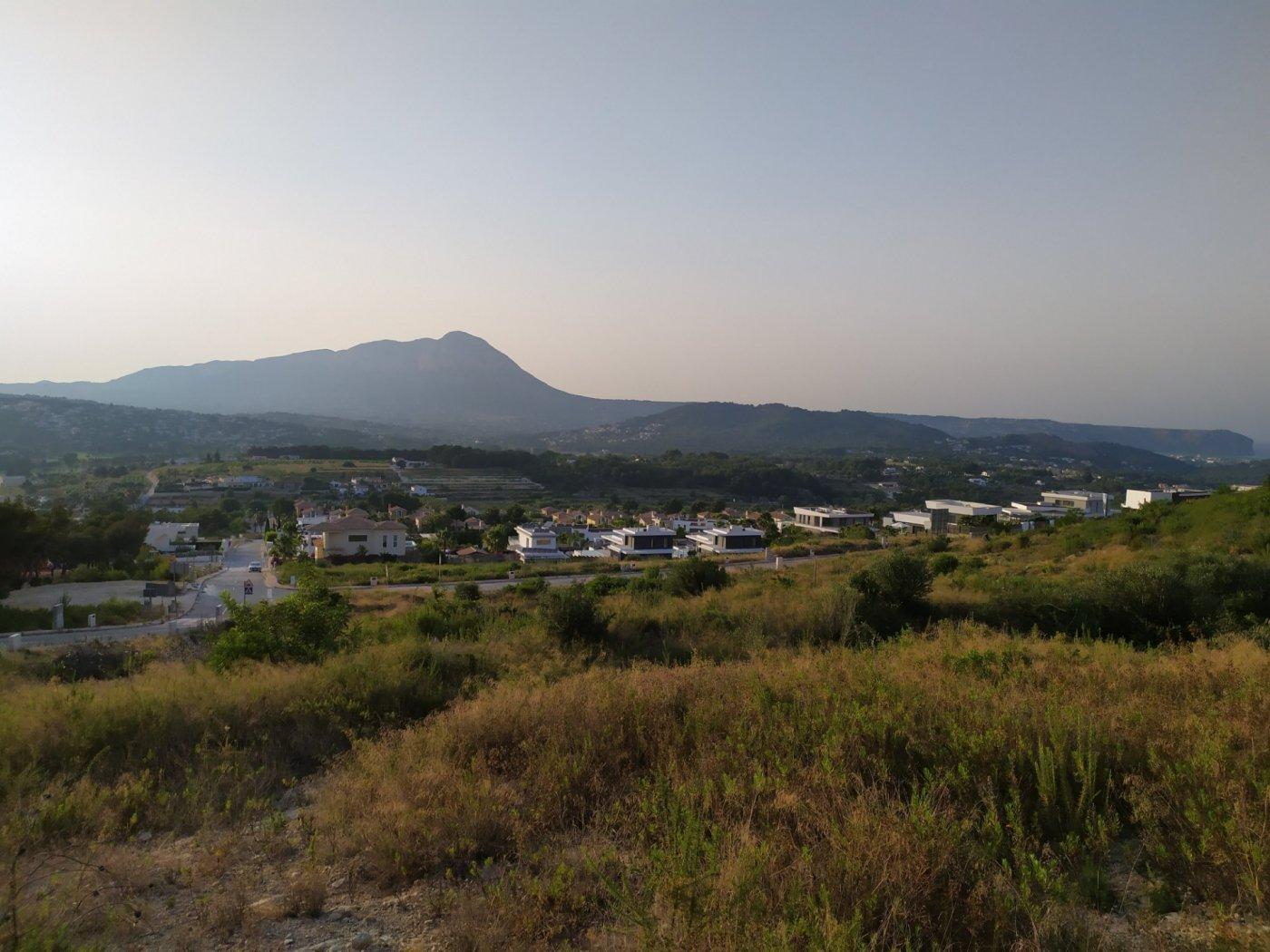 Plot in Jávea-Xàbia Villes Del Vent