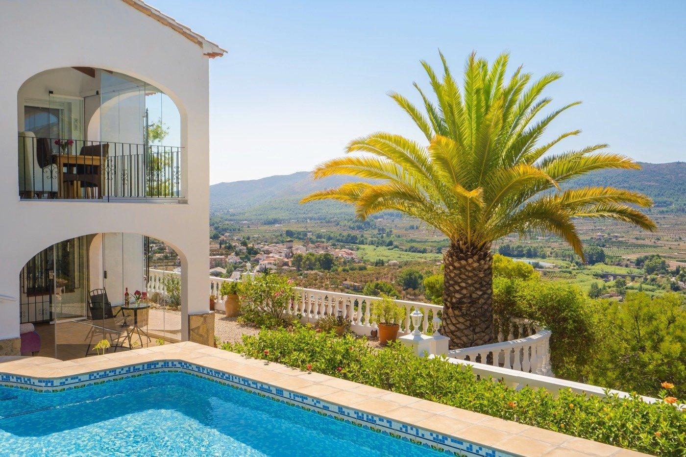 Villa in Alcalali Solana