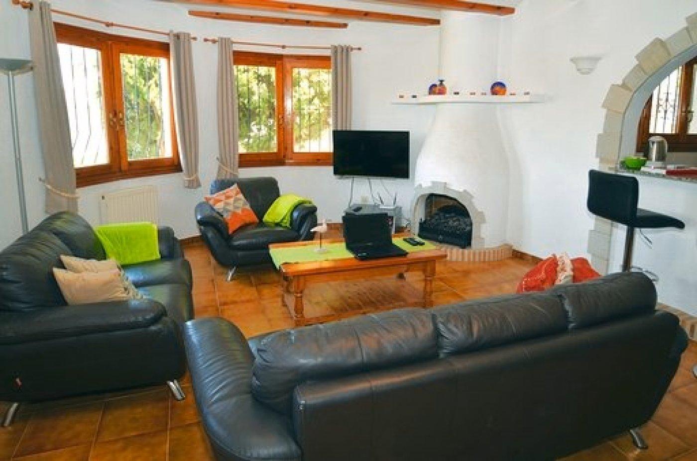 Villa in Benitachell VILLOTELL