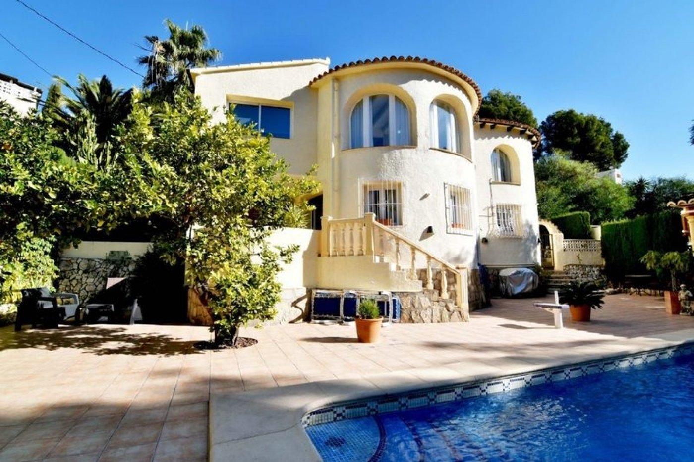 Villa in Benissa Buenavista