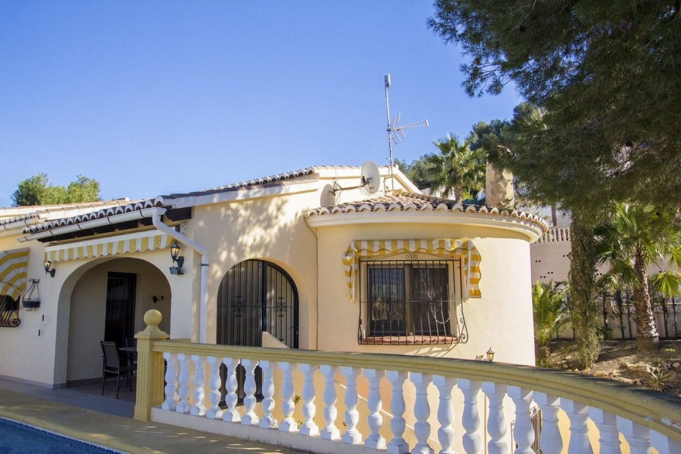 Villa in Benitachell CALISTROS