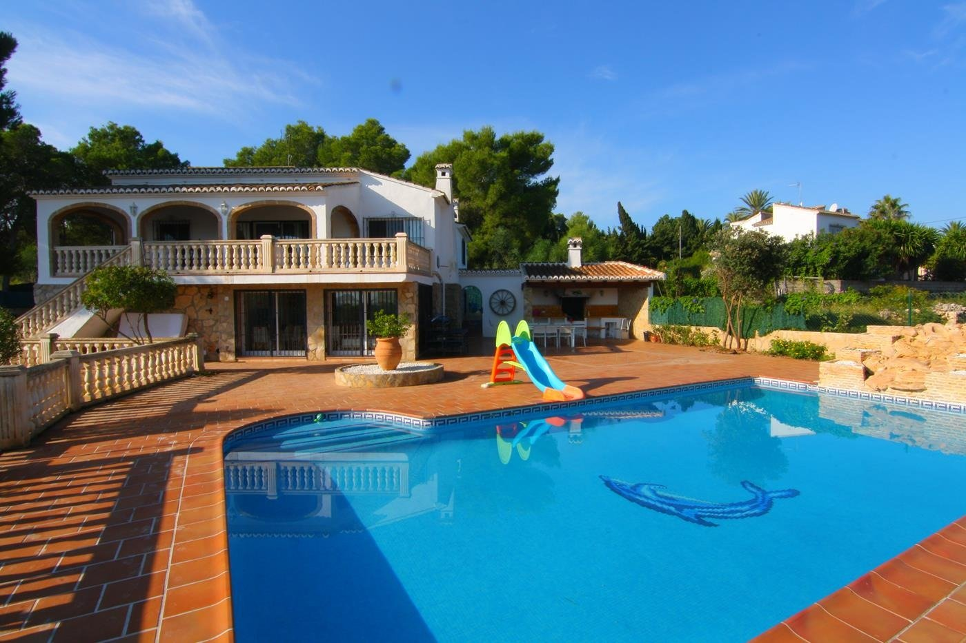 Villa in J�vea-X�bia Arenal - Javea