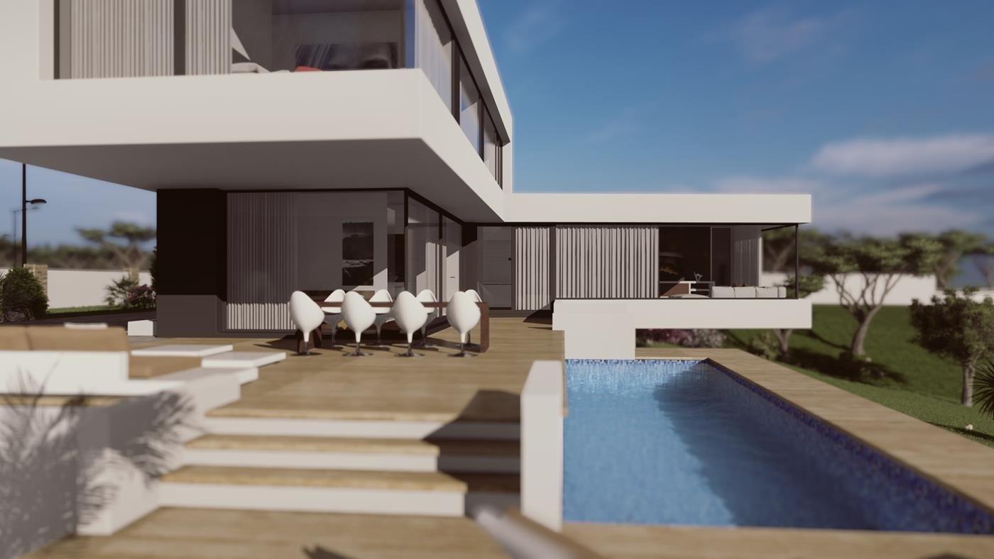 Villa in J�vea - X�bia Costa Nova Panorama