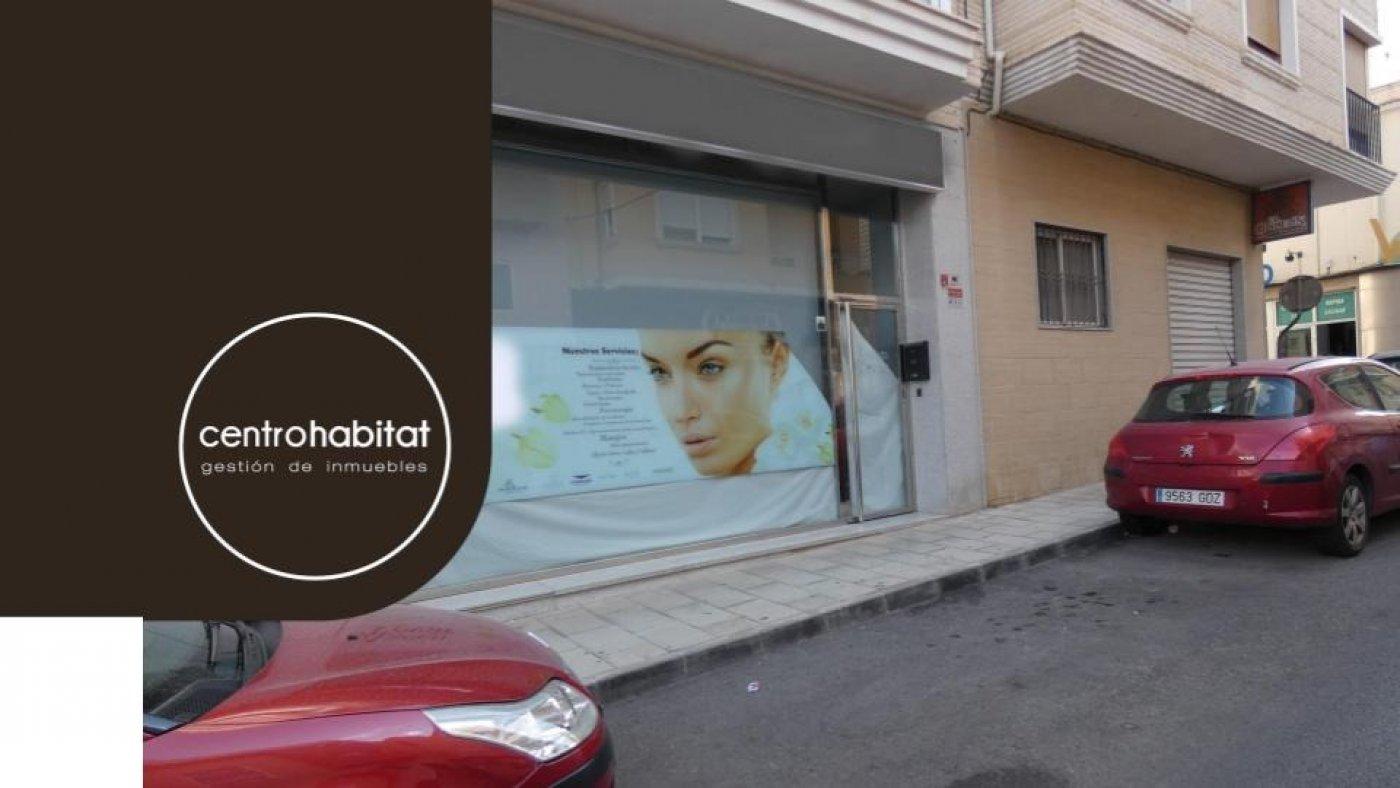 Local comercial en Elda Centro - plaza castelar