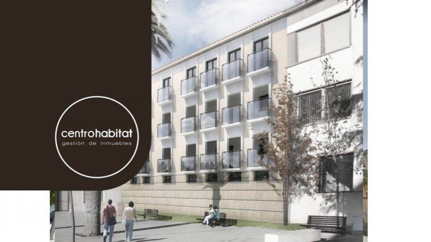 Penthouse Duplex in Elda Centro - plaza mayor