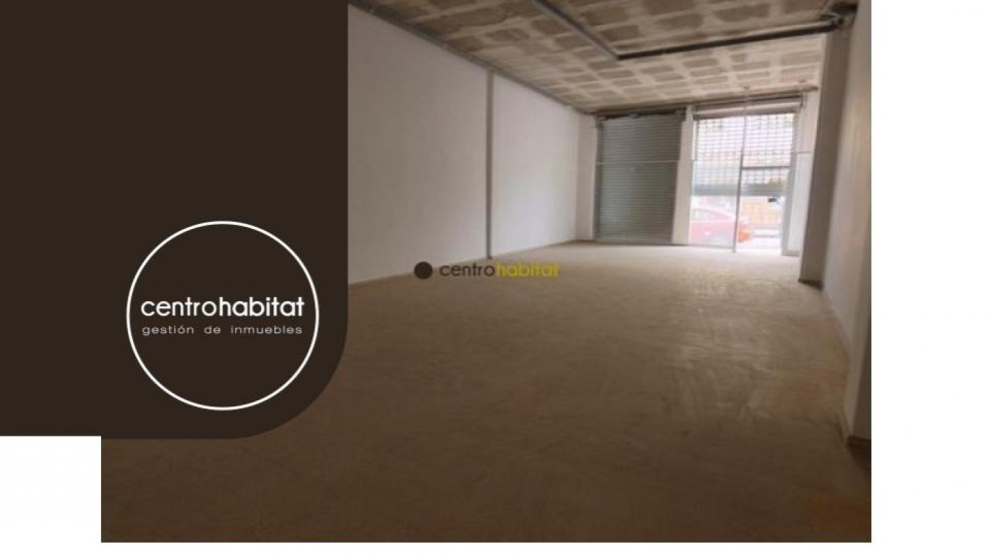 Local comercial en Petrer Av. de Madrid