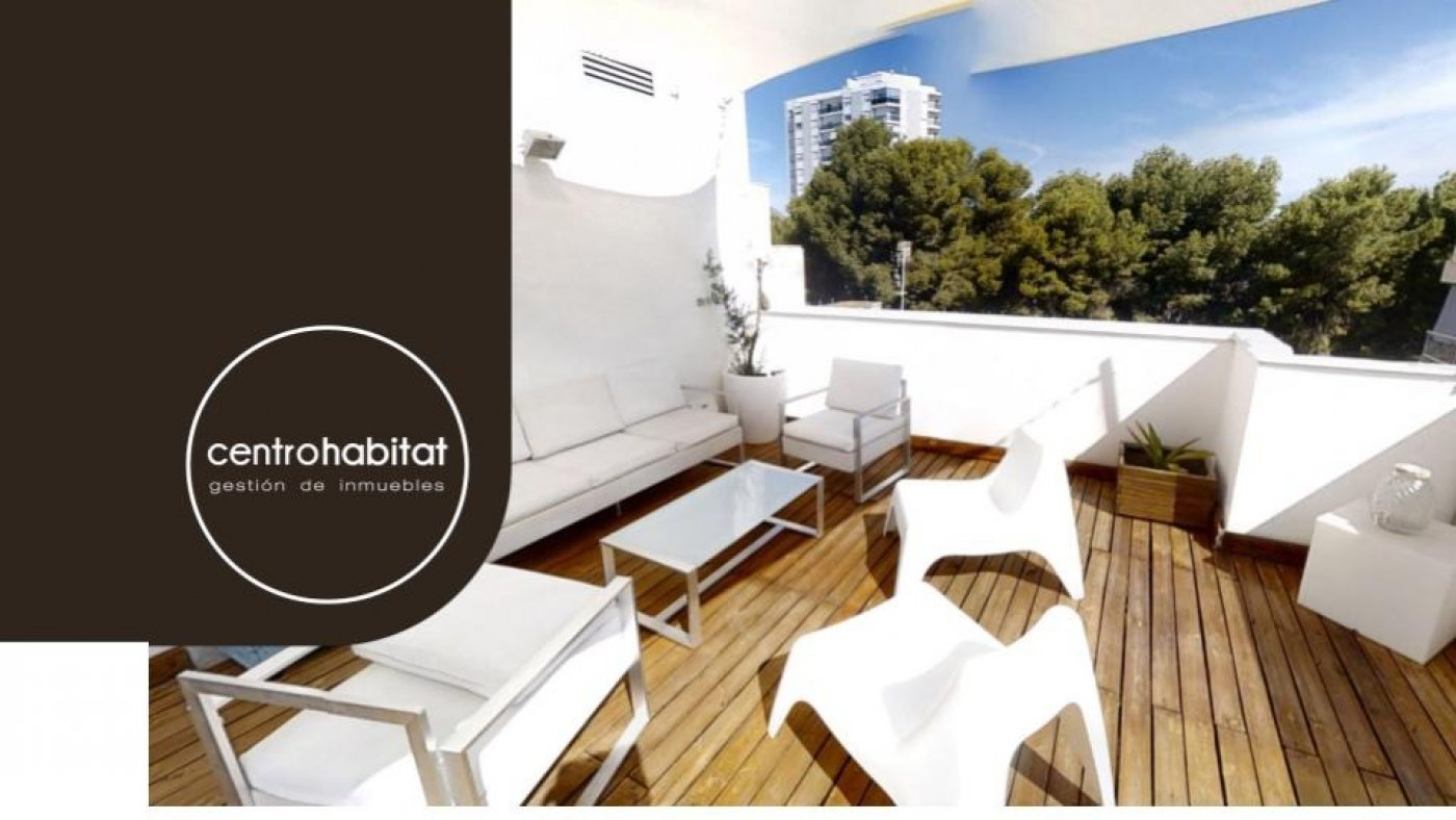 Penthouse Duplex in Elda Centro - plaza castelar