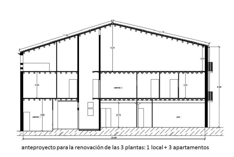 casa-de-pueblo en arenys-de-munt · arenys-de-munt 255000€